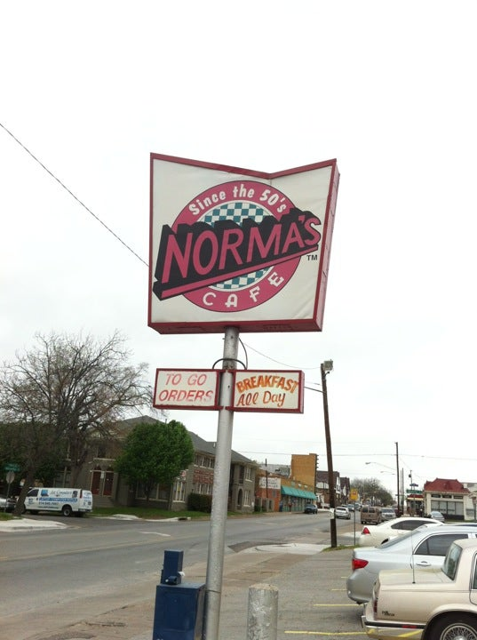 Norma S Cafe  W Davis St Dallas Tx