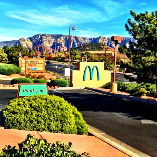Fast Food Restaurants In Sedona Arizona