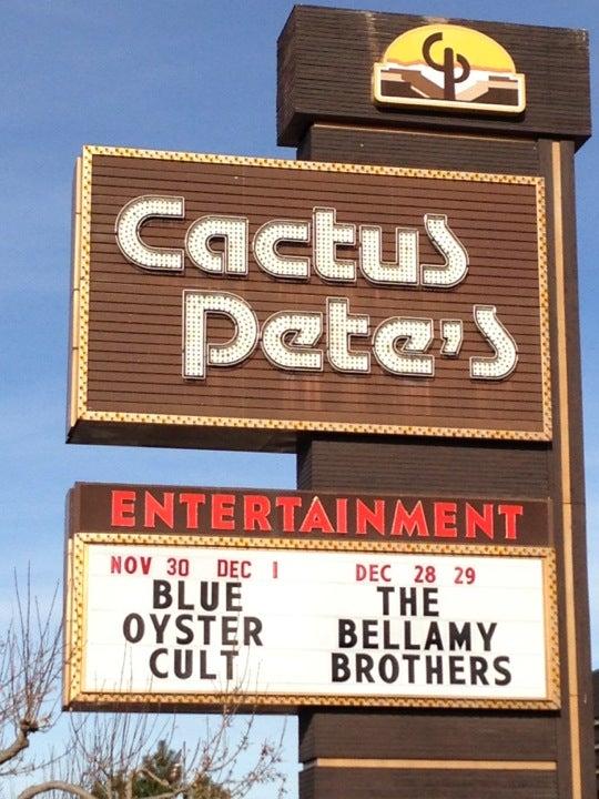 Cactus petes casino