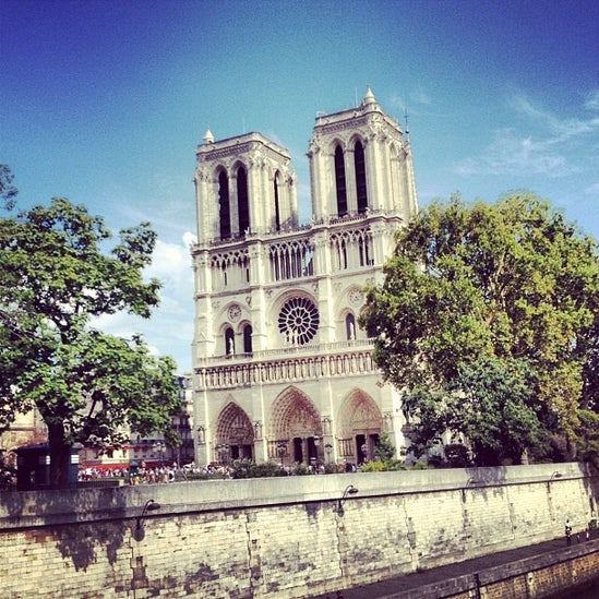 Jardin Notre Dame