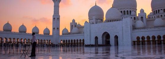 Sheikh Zayed Grand Mosque مسجد الشيخ زايد 257 Tips