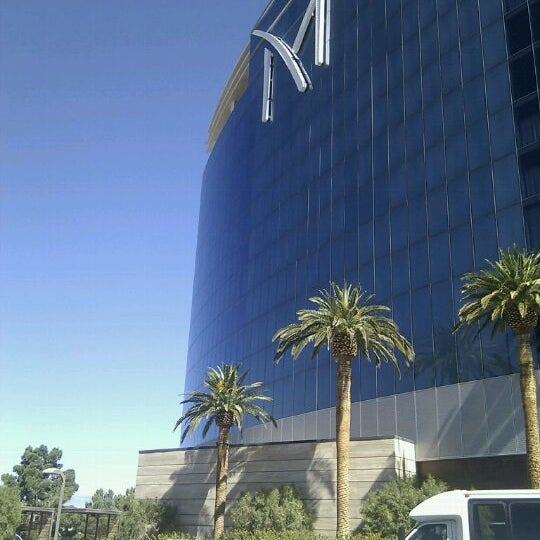 Photo taken at The M Resort Spa & Casino by Tomislav B. on 4/22/2012