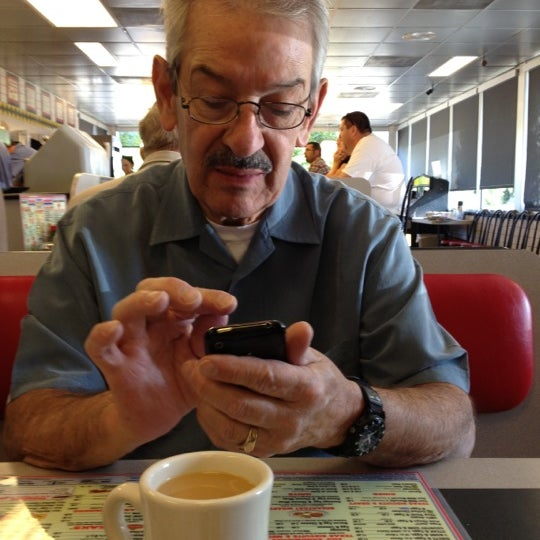 Photo taken at Waffle House by Debra M. on 4/22/2012