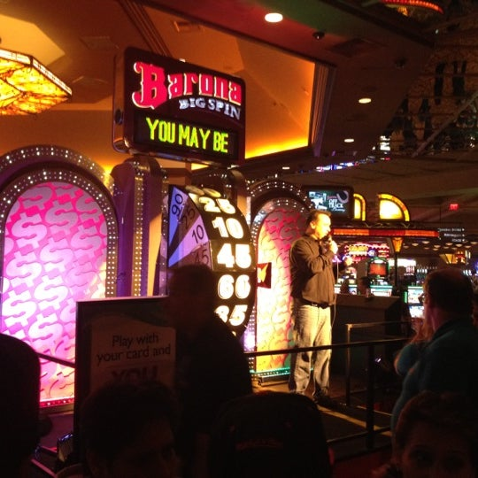 Photo taken at Barona Resort & Casino by Kevin V. on 4/7/2012