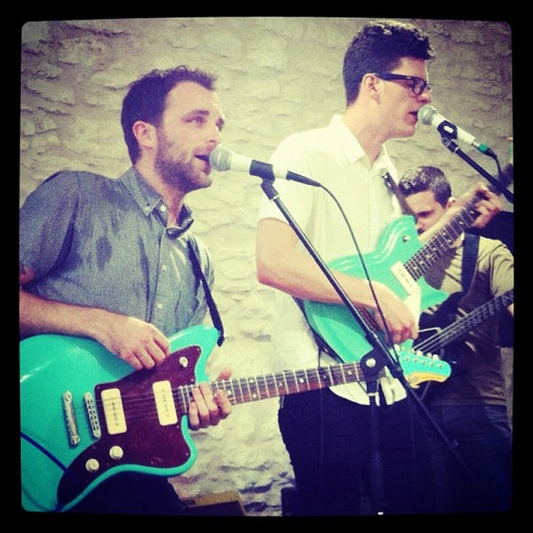 Photo taken at Lomography Gallery Store Austin by Heidi G. on 3/18/2012
