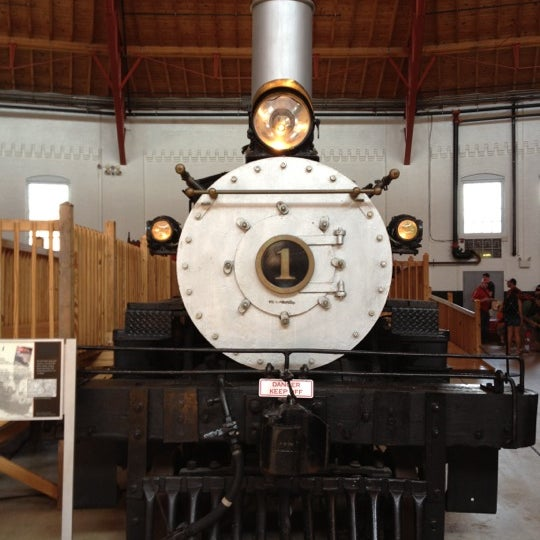 Photo taken at B & O Railroad Museum by Brian F. on 5/5/2012