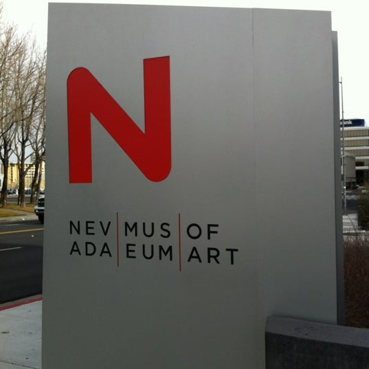 Photo taken at The Nevada Museum of Art by Nicholas K. on 1/21/2012