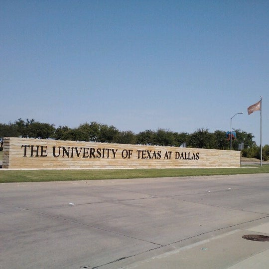 Photo taken at The University of Texas at Dallas (UTD) by Supote M. on 8/11/2012