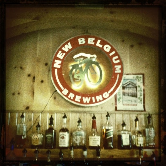 Photo taken at New Belgium Brewing Hub by Scott C. on 12/26/2011