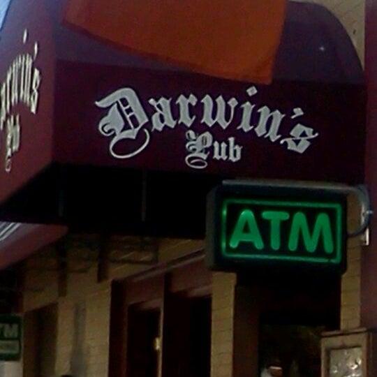 Photo taken at Darwin's Pub by Tamara T. on 5/19/2012