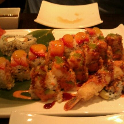 Photo taken at Ruyi Asian Fusion by Kelly R. on 8/13/2011