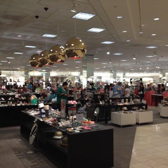 Photo taken at Nordstrom Galleria Dallas by Matthew T R. on 3/17/2012