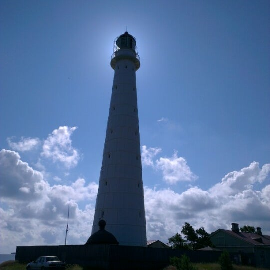 Photo taken at Tahkuna Lighthouse by Silver P. on 7/14/2012