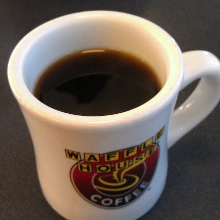 Photo taken at Waffle House by Patrick on 6/2/2012