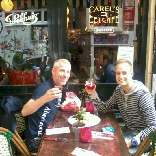 Photo taken at 't Pakhuis by Jurgen H. on 7/14/2012