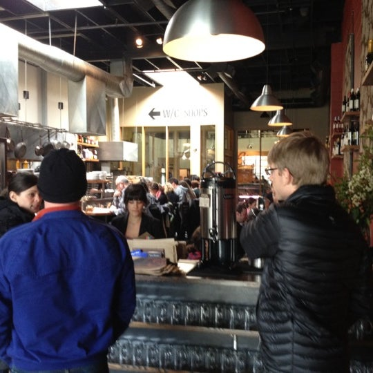 Photo taken at Tasty 'N Sons by rkcarpio on 2/18/2012