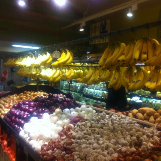 Photo taken at Whole Foods Market by Marc K. on 3/12/2012