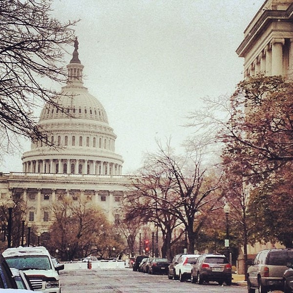 Photo taken at United States Capitol by Nicholas B. on 3/25/2013