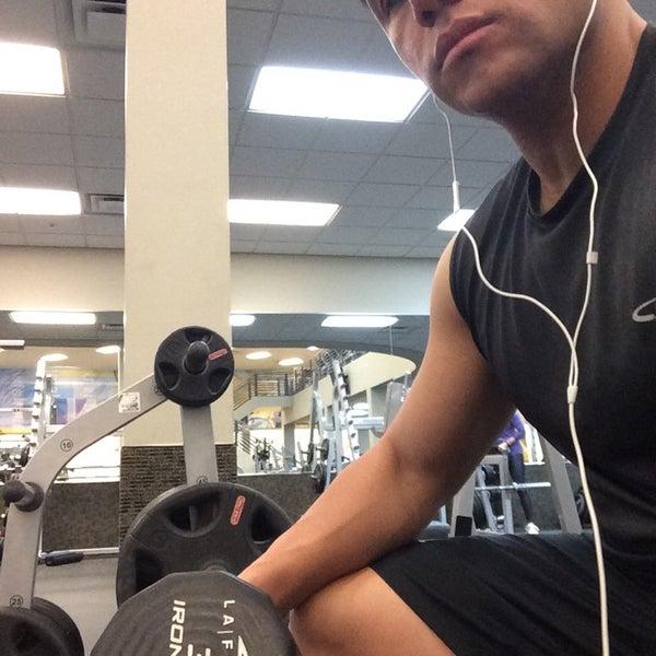 Photo taken at LA Fitness by Vlad P. on 11/25/2014