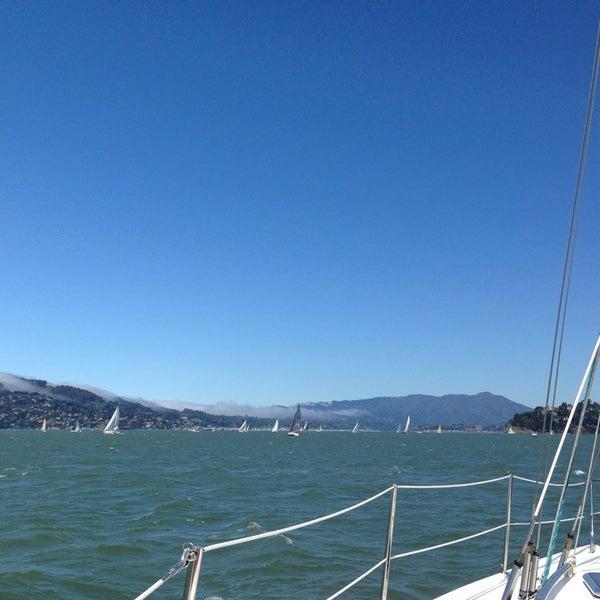 Photo taken at San Francisco Yacht Club by Nitin G. on 6/8/2013