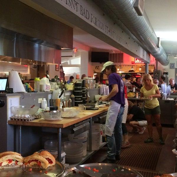 Photo taken at Fred's Breakfast by Helen D. on 7/25/2014