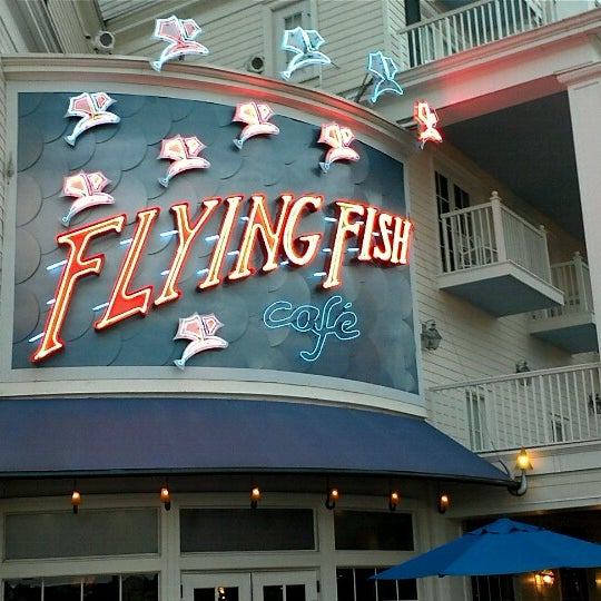 Flying fish caf disney 39 s boardwalk 64 tips for Flying fish cafe disney