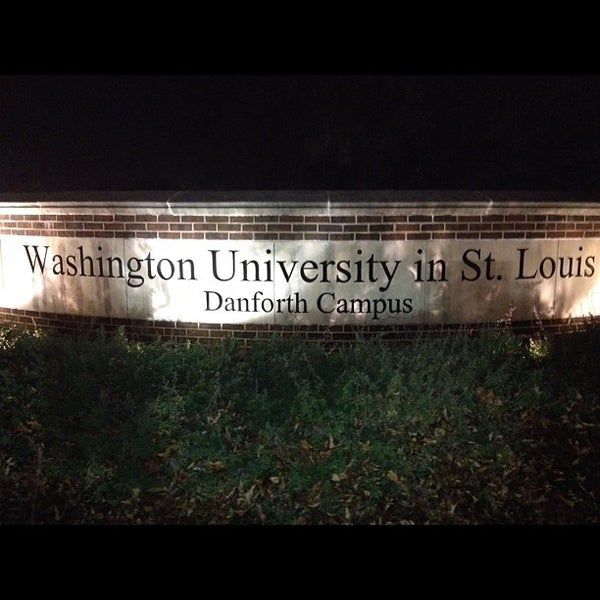 Photo taken at Washington University in St. Louis by Jeff P. on 11/30/2012