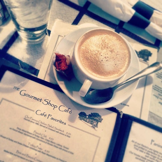 Photo taken at The Gourmet Shop by Mallory R. on 12/17/2012