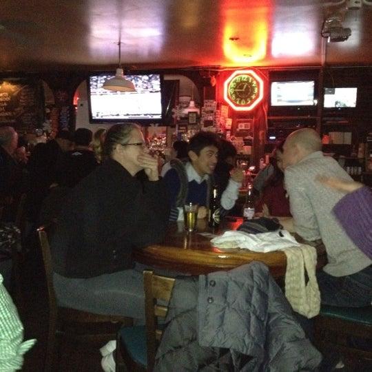 Photo taken at Bleecker Street Bar by Paul A. on 12/2/2012
