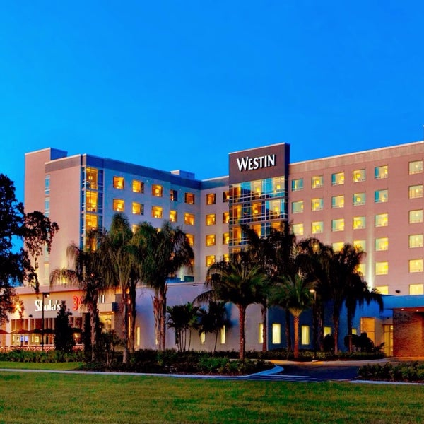 Photo taken at The Westin Lake Mary, Orlando North by Jo J. on 7/15/2015