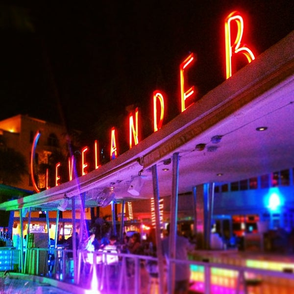 Photo taken at Clevelander by Jerry D. on 7/11/2013