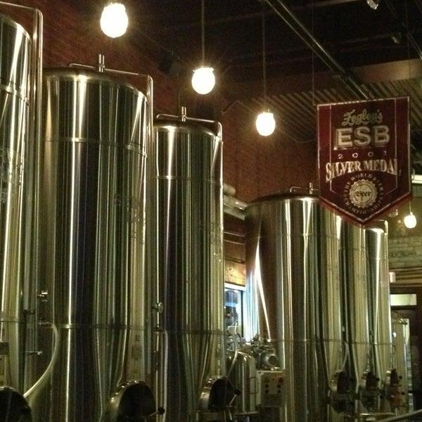Photo taken at Felgey's Bethlehem Brew Works by Dawn G. on 8/13/2013