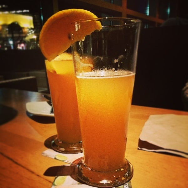 Photo taken at California Pizza Kitchen at Prudential by Andrey A. on 10/11/2014