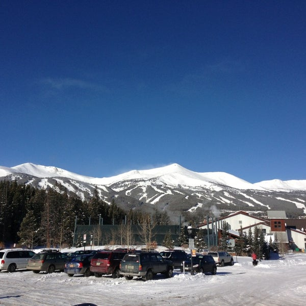 Photo taken at Breckenridge Ski Resort by Nick A. on 2/28/2013