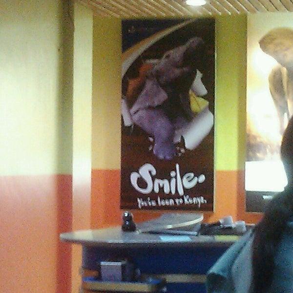 Photo taken at Jomo Kenyatta International Airport (NBO) by Ritchie O. on 6/30/2013