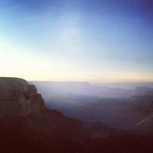 Photo taken at Grand Canyon National Park by Patrick Antonioli F. on 10/8/2012