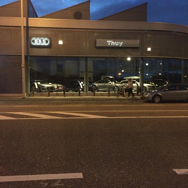 Audi garage thuy n v deurne lakborslei 81 for Garage audi belgique mouscron