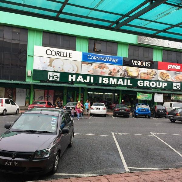 Photo taken at Haji Ismail Group by Sera N. on 7/11/2016