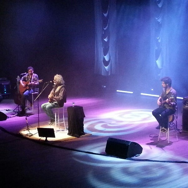 Photo taken at Teatro Funarte Plínio Marcos by William V. on 5/3/2013