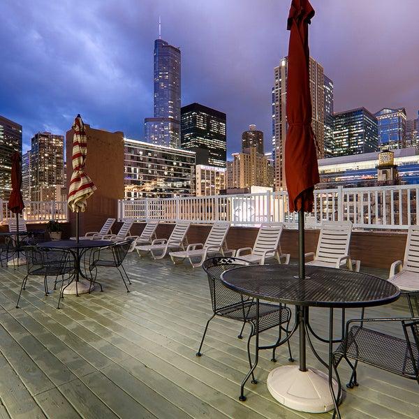 Hard Rock Cafe Hotel Chicago Parking