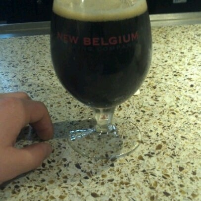 Photo taken at New Belgium Brewing Hub by Kyle W. on 3/16/2013