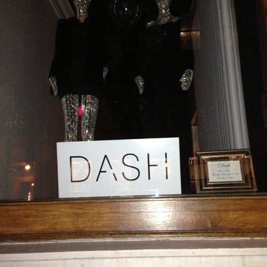 Photo taken at Dash NYC by Jennifer L. on 10/27/2012