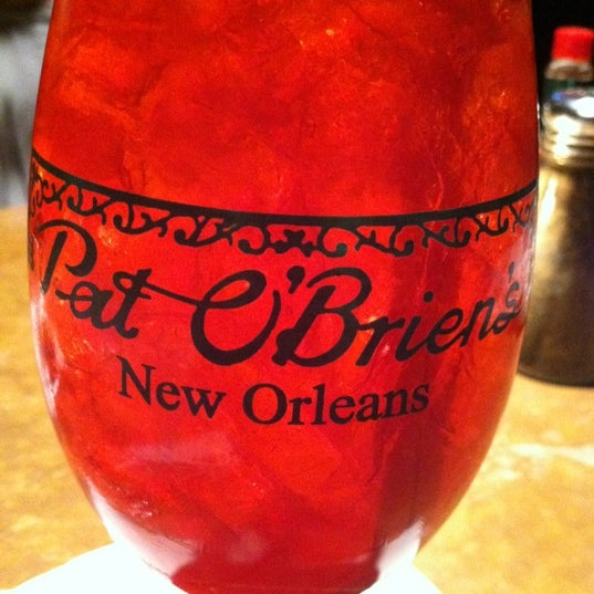 Photo taken at Pat O'Brien's by leigh ann b. on 11/8/2012