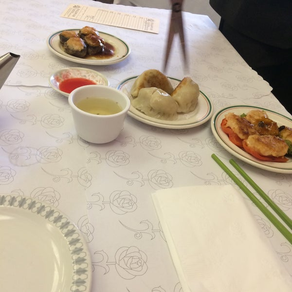 Photo taken at Canton Dim Sum & Seafood Restaurant by Abraxas E. on 9/19/2015