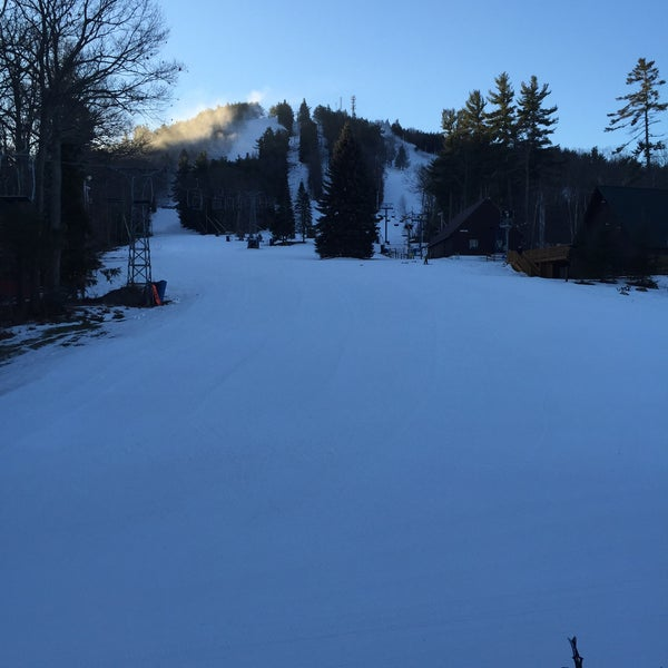 Photo taken at Pat's Peak Ski Area by Amy R. on 12/20/2014