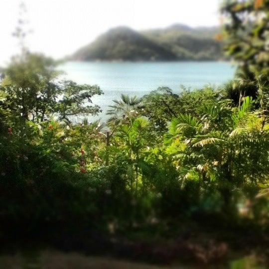 Photo taken at Santhiya Resort And Spa Koh Phangan by Zita C. on 10/6/2012