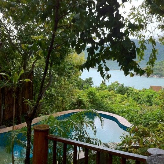 Photo taken at Santhiya Resort And Spa Koh Phangan by Katrin V. on 11/20/2012