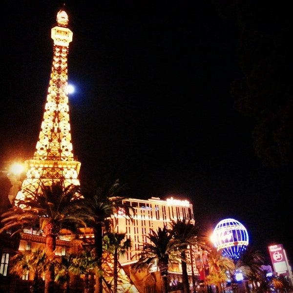 Photo taken at The Las Vegas Strip by Kate G. on 3/27/2013