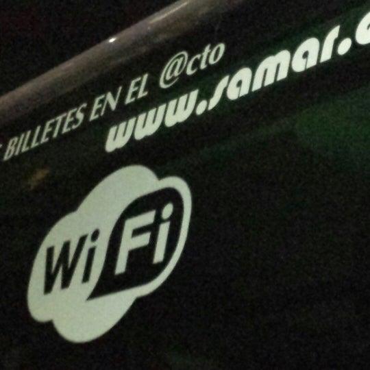 Photo taken at Estación de Autobuses de Valencia by Santi @. on 1/29/2014