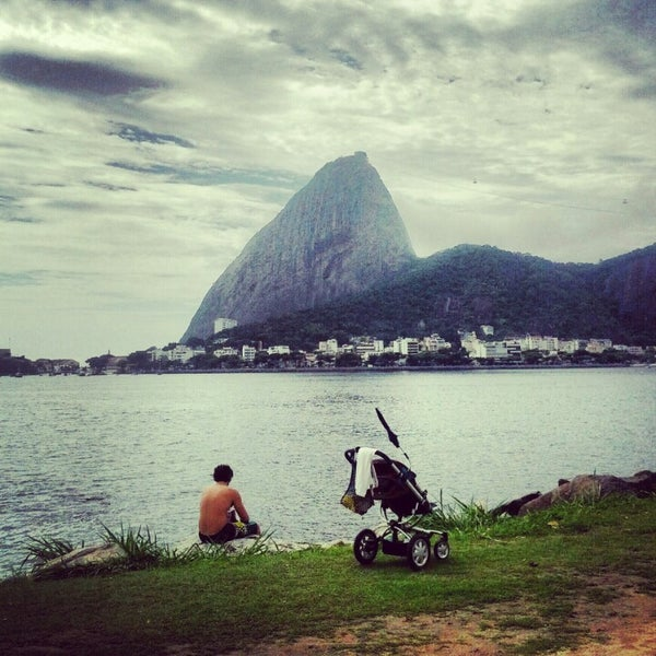 Photo taken at Aterro do Flamengo by Rodrigo C. on 1/13/2013